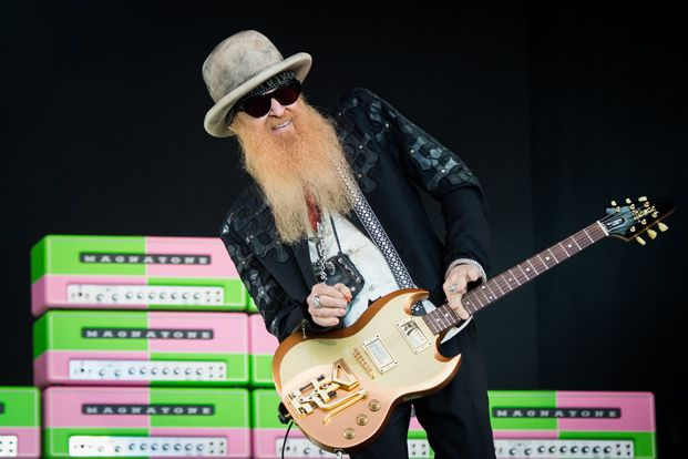 Get a private blues lesson from ZZ Top's Billy Gibbons