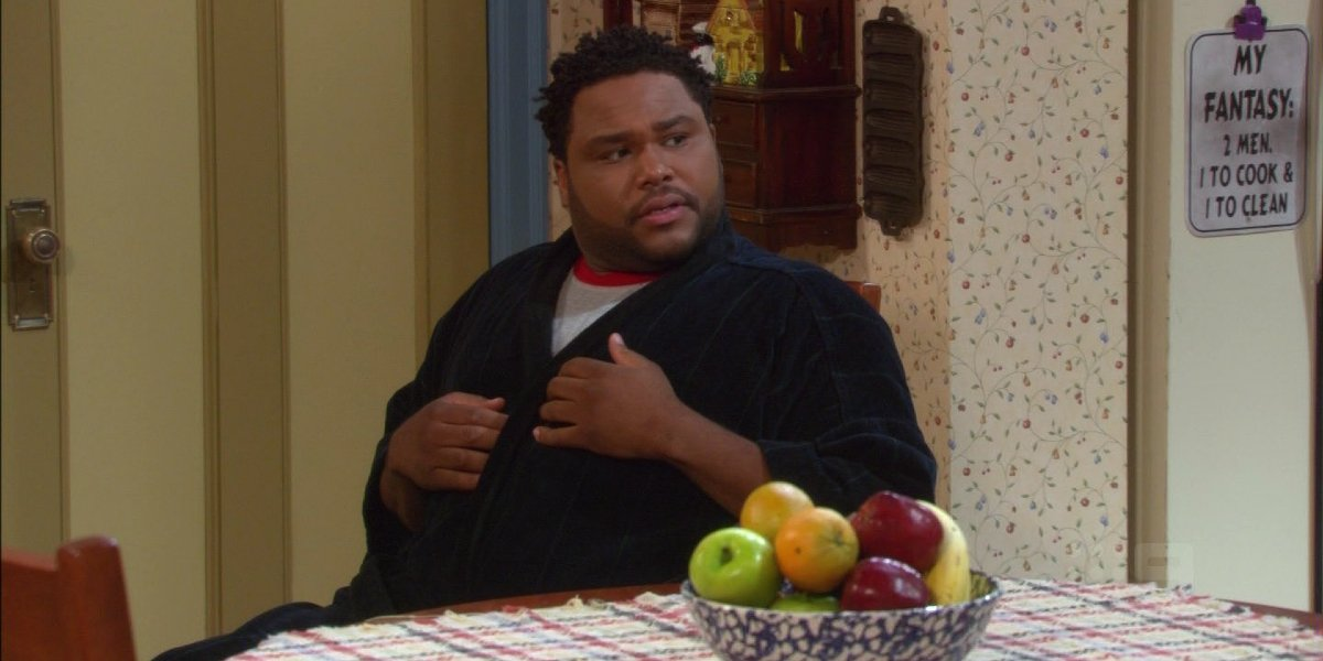 Anthony Anderson on All About the Andersons