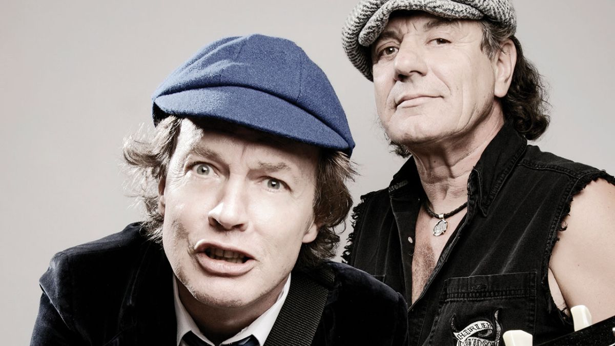 The inside story of the return of AC/DC: how Angus Young and Brian Johnson Powered Up