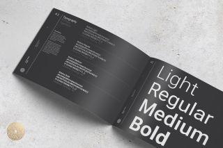 Best brochure templates The minimalist
