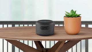 portable echo speaker