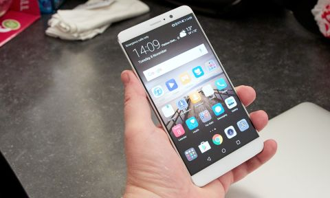 Huawei Mate 9 Review: The Big-Screen Phone for Android