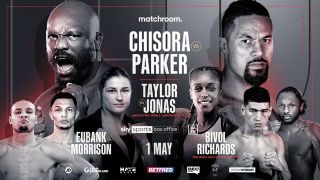 Chisora vs Parker free live stream: how to watch the PPV boxing for free