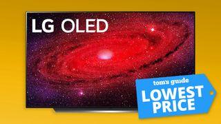 Black Friday TV deal LG OLED