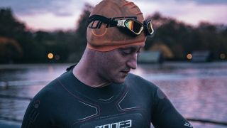 Darren Hardy completes 10 long distance triathlons in 10 days