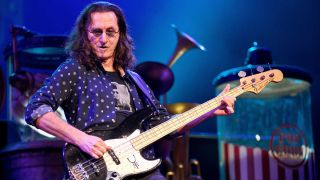 Rush's Geddy Lee: these are the 10 bassists who blew my mind