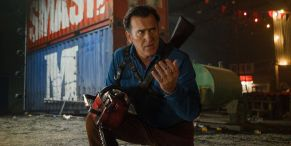 Bruce Campbell Promises 'No More Cabin In The Woods' Along With New Evil Dead Title Reveal