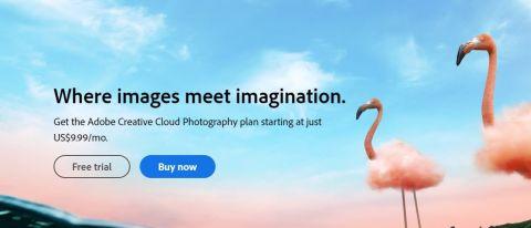 Adobe Creative Cloud Photography 21:9 Hero