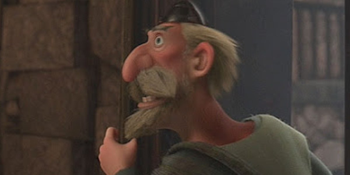 John Ratzenberger as Gordon in Brave