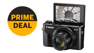 Canon G7 X Mark II slashed by £100 –the best Amazon Prime Day deal for bloggers!