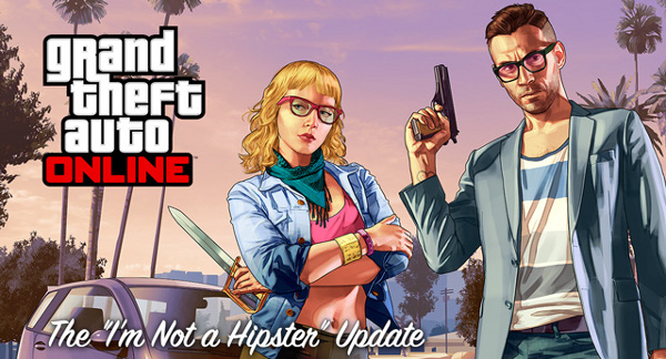 GTA 5 Online Hipster Update Launches On Xbox 360 And PS3