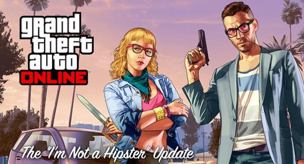 GTA Online Hipster Update