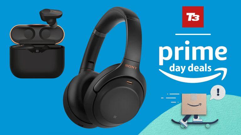 Amazon Prime Day Sony noise-cancelling headphones