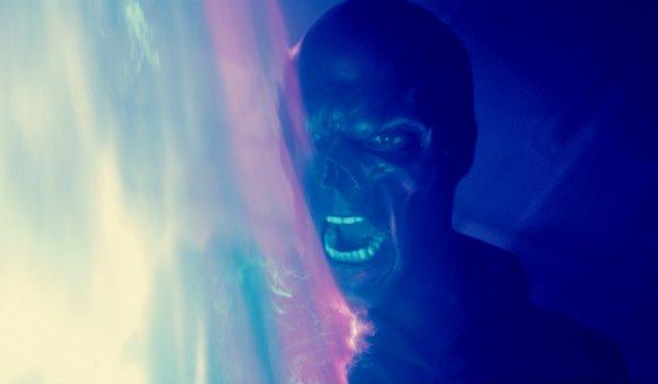 Red Skull Tesseract