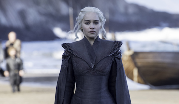 hbo game of thrones dany dragonstone