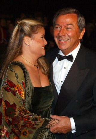 Des O'Connor: 'My son keeps me young'