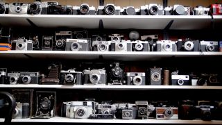 Celebrate World Photography Day with this collection of over 3,000 cameras!