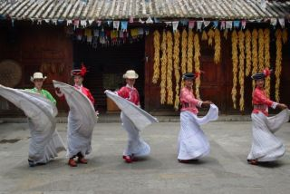 mosuo-dance