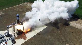 Rocket Lab Electron launch vehicle