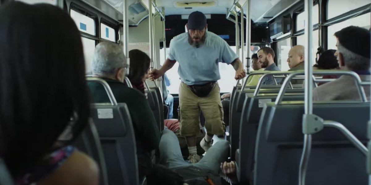 Danny Trejo as Frank Vega in Bad Ass