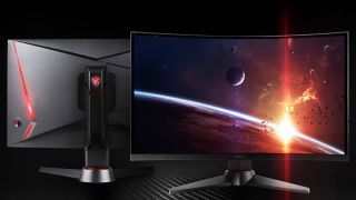 "Save £100 on this 144Hz, 1ms MSI Optix 27"" curved monitor for gaming"