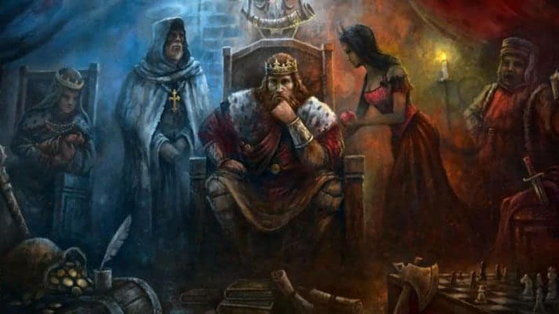 Crusader Kings 3 is taking the grand strategy series deeper into RPG territory