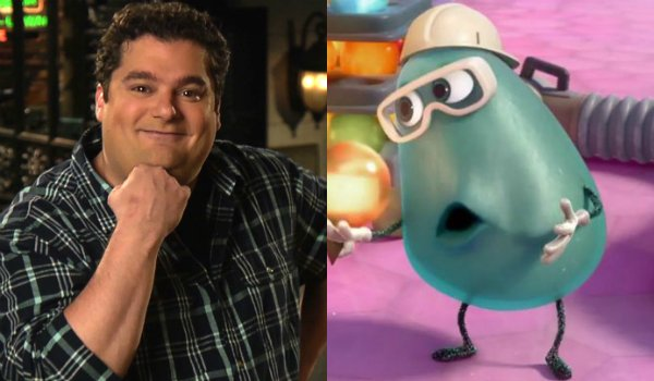 Inside Out cast Bobby Moynihan
