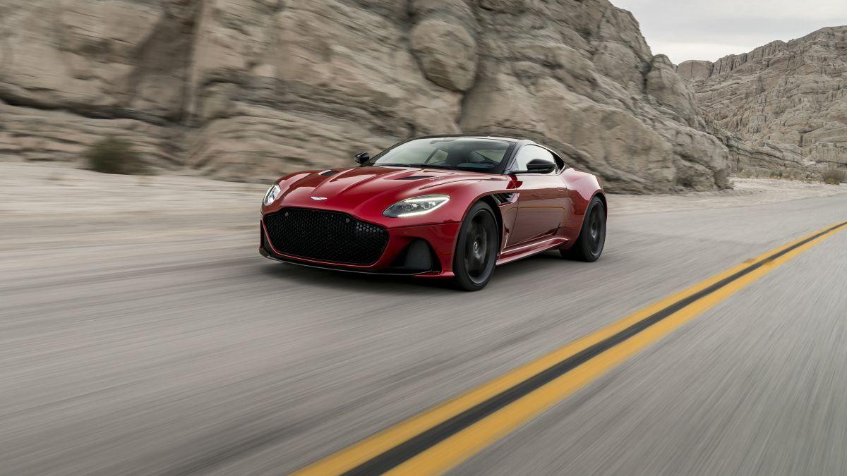 You'll definitely want the new Aston Martin DBS Superleggera
