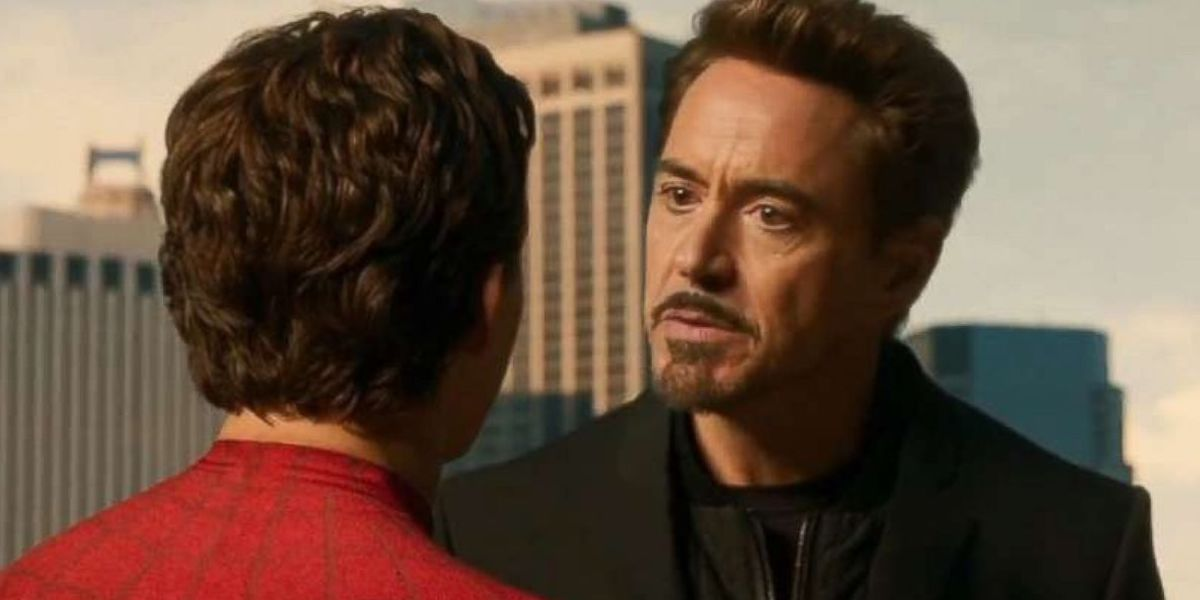 Robert Downey Jr. in Homecoming
