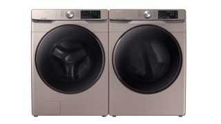 This Samsung washer and dryer set is a beauty and now it's $540 off