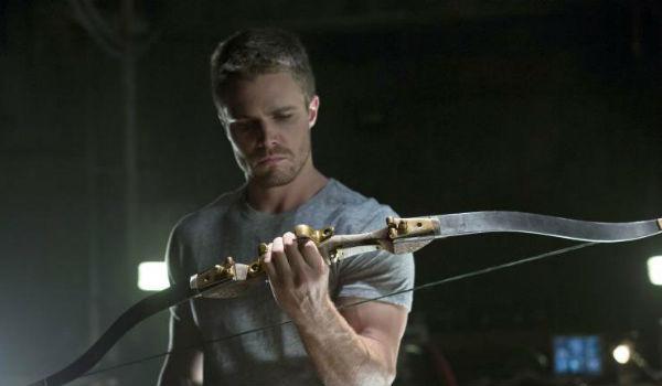 Arrow Oliver Season 1