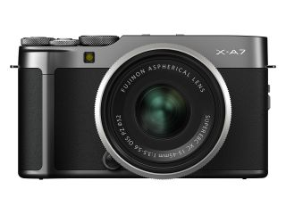 Fujifilm X-A7 features a fresh 24MP sensor, 4K video and a huge 3.5-inch touchscreen