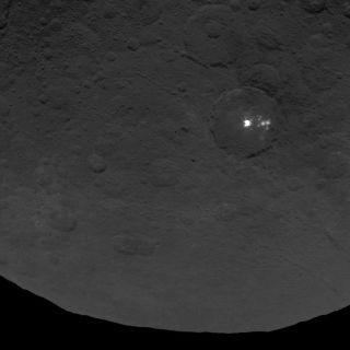 Ceres — Dawn Survey Orbit Image 11
