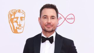 Martin Compston, who is starring in Our House