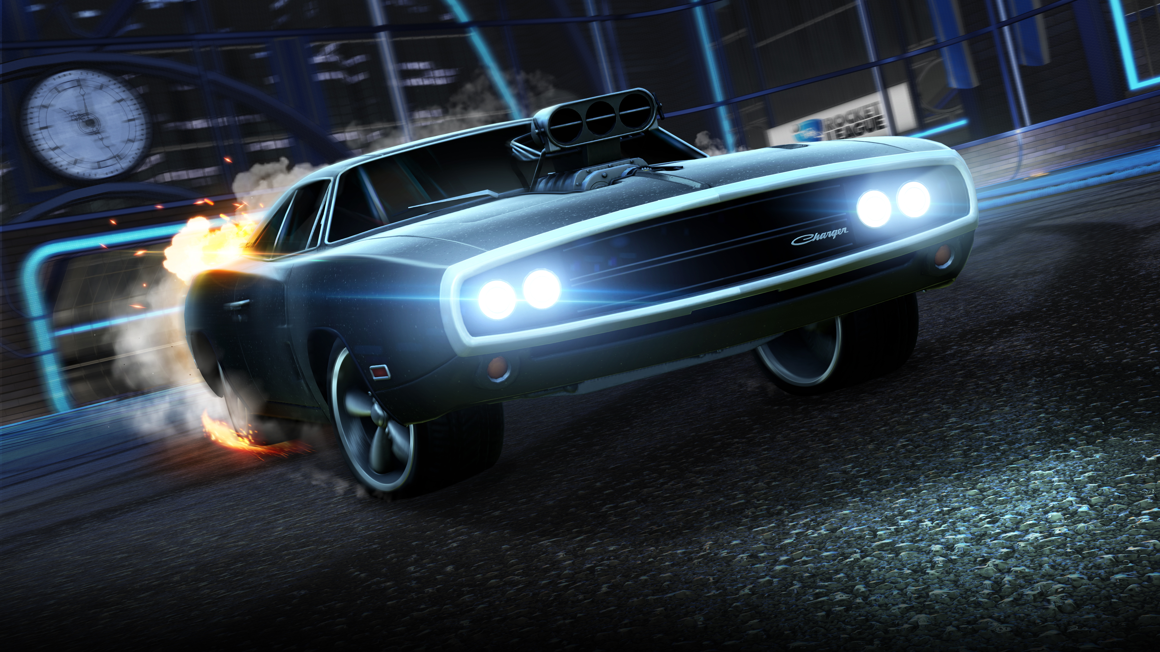 Rocket League S Dlc Cars Ranked From Best To Worst Pc Gamer