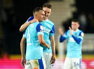 Hull City v Derby County – Sky Bet Championship – MKM Stadium