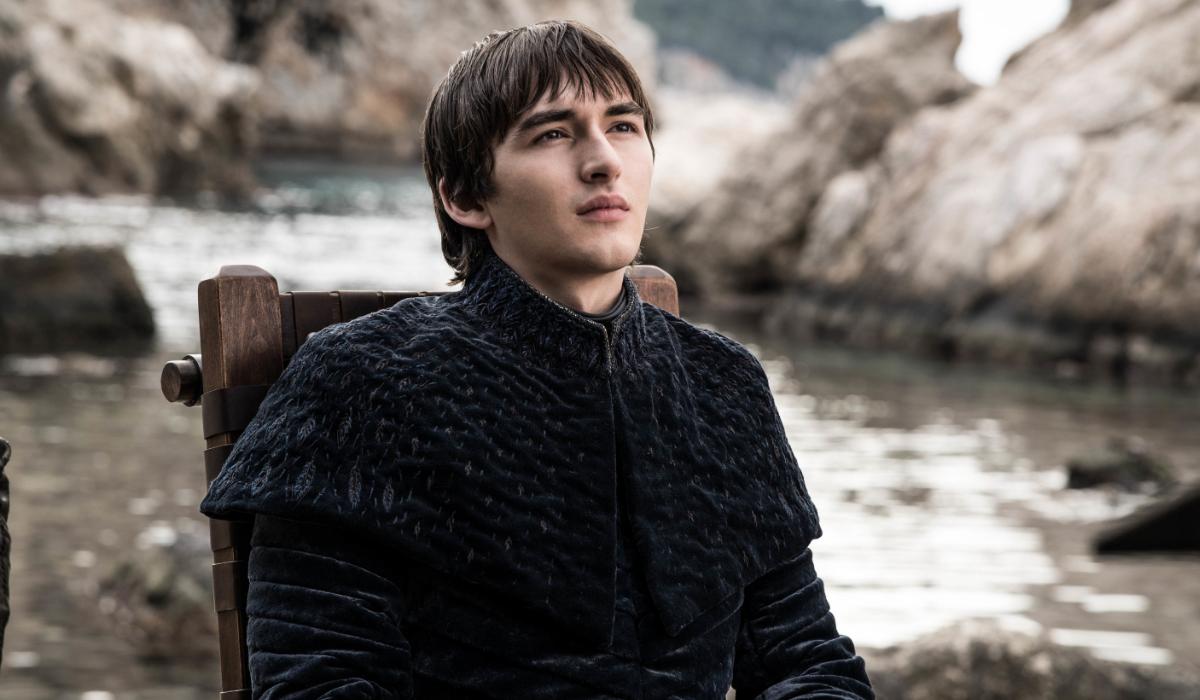 Game of Thrones Bran Stark Isaac Hempstead-Wright HBO