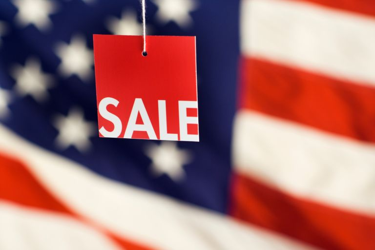 4th of july sales to shop