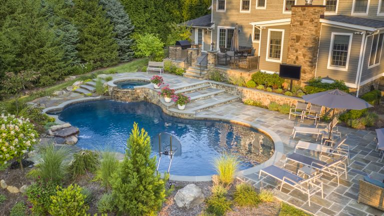 Backyard Pool Ideas 15 Ways To Stay Cool In The Heat Gardeningetc