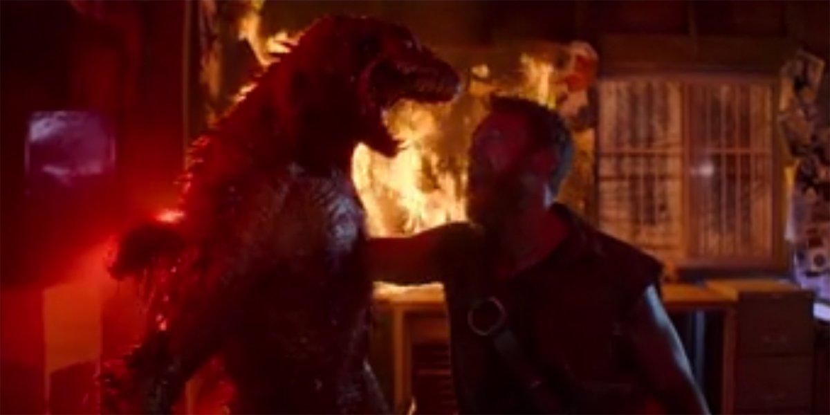 Kano Rips Out Reptile's Heart Mortal Kombat