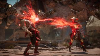 Rumor: Here's a leaked image of Mortal Kombat 11's full