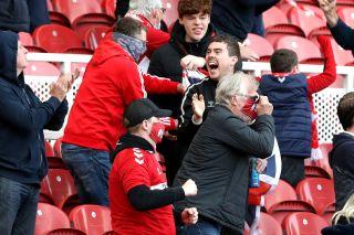 Middlesbrough v AFC Bournemouth – Sky Bet Championship – Riverside Stadium