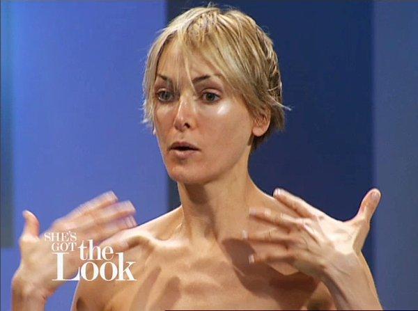 Video: Major Meltdown On She's Got The Look #8204