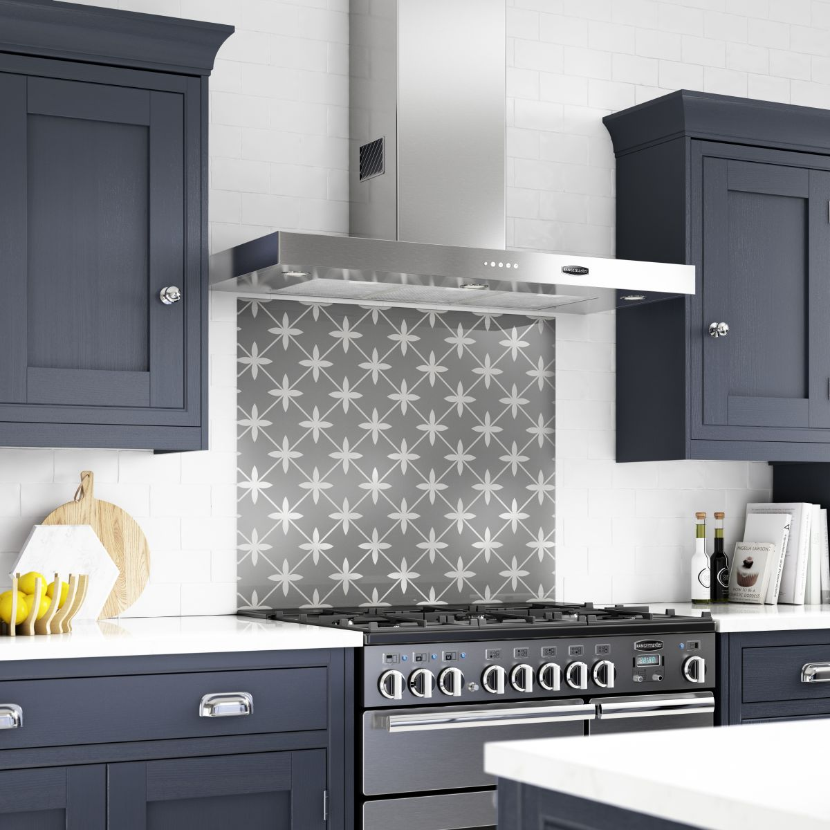 Kitchen Splashback Ideas 24 Looks To Copy For A Quick Kitchen Update Real Homes