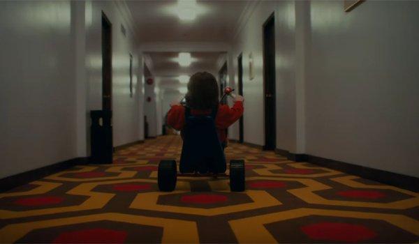 Danny Torrance roaming the halls of the Overlook in Doctor Sleep