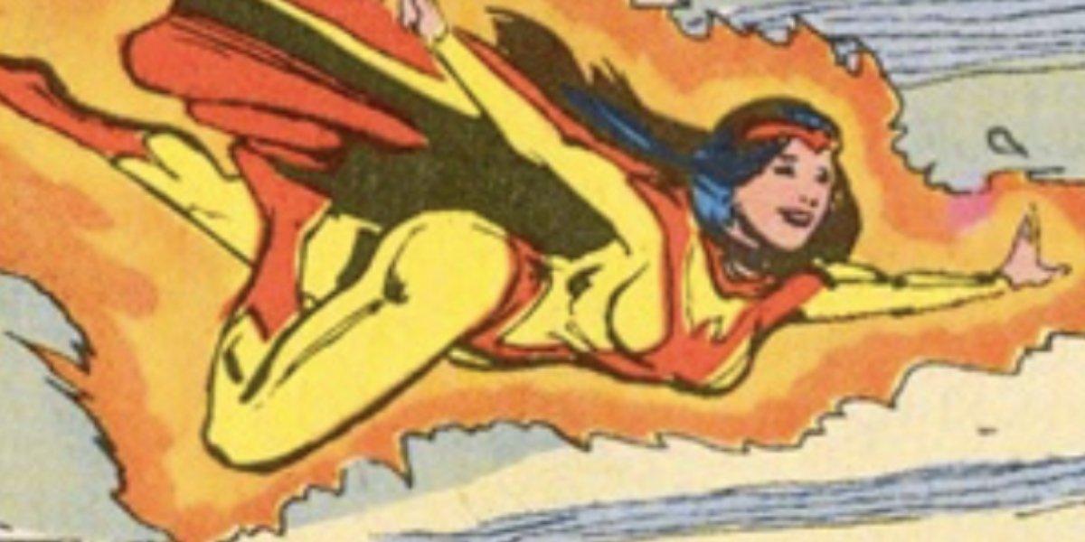 Bonita Juarez in Firebird
