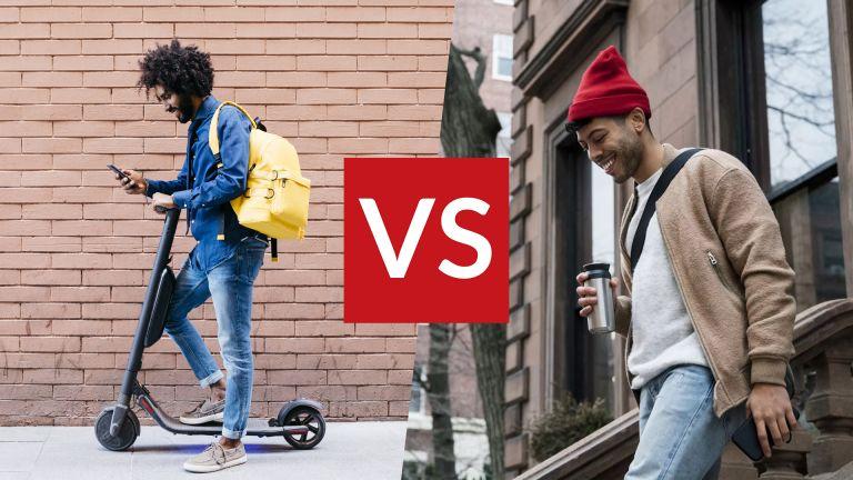 Backpack vs messenger bag