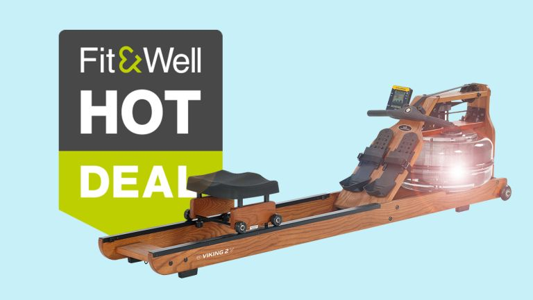 First Degree Fitness water tank rowing machine
