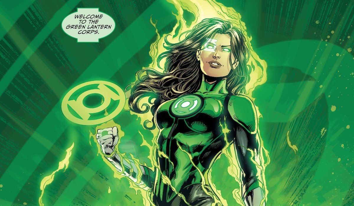 Jessica Cruz DC Comics