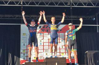Daan Soete (Belgium) wins Trek CX Cup